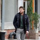 "Zac Efron: filming ""Are We Officially Dating"" in New York City"