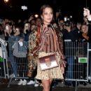 Alicia Vikander – Arrives at Louis Vuitton Fashion Show in Paris