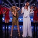 Kylie Minogue – Performs on Saturday Night Takeaway in London