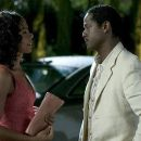 Sanaa Lathan (left) and Blair Underwood (right) star in Sanaa Hamri's Something New, a Focus Features release. Photo by Sidney Baldwin.