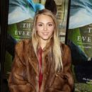 Annasophia Robb Theory Of Everything Special Screening In Nyc