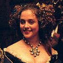 Zoe Tapper as Nell Gwynn in Lions Gate Films' Stage Beauty - 2004