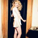 Dakota Fanning - Glamour Magazine Pictorial [United States] (March 2013)