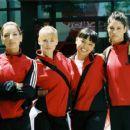 Vanessa Lengies, Maddy Curley, Nikki SooHoo, and Missy Peregrym - 454 x 302