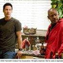 Keanu Reeves (L) and Forest Whitaker (R). Photo Credi: Merrick Morton