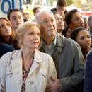 Eva Marie Saint as Martha Kent and James Karen as Ben Hubbard in Warner Bros. Superman Returns - 2006