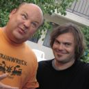 Kyle Gass and Jack Black in Tenacious D in the Pick of Destiny - 2006 - 454 x 303