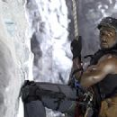 Morris Chestnut as Buchanan in horror movie The Cave distributed by Screen Gems.