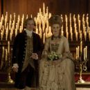 """Ralph Fiennes as """"Duke of Devonshire"""" and Keira Knightley as """"Georgiana, the Duchess of Devonshire"""" star in THE DUCHESS, a Paramount Vantage release. Photo by Nick Wall. (c) 2008 by PARAMOUNT VANTAGE, a Division of PARAMOUNT PICTUR"""