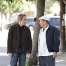 Ben Stiller as Eddie Cantrow and Jerry Stiller as Doc in Paramount Pictures' The Heartbreak Kid. Photo Credit: Zade Rosenthal. TM & Copyright ©2007 by Paramount Pictures. All rights reserved.