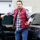 Ben Affleck out in Santa Monica (April 30)