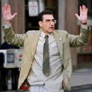 """Eugene Levy as """"Andy"""" in New Line Cinema's upcoming odd couple action comedy, The Man."""