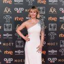 Maria Adanez- Goya Cinema Awards 2019 - Red Carpet - 400 x 600