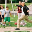 Vin Diesel in Adam Shankman's The Pacifier distibuted by Walt Disney Pictures - 2005.