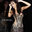 Dayana Mendoza and Ximena Navarrete- for Sherri Hill by Fadil Berisha - 445 x 568