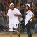 Chris Brown and Kendall Jenner - 454 x 559