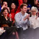 Katie Holmes – Oklahoma City Thunder vs New York Knicks game in NY - 454 x 315