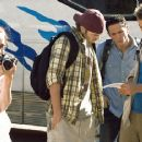 Jena Malone, Shawn Ashmore, Jonathan Tucker and Joe Anderson in the scene of Carter Smith horror thriller 'The Ruins.'