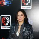 Michelle Rodriguez – Galaxies H121 Pro League in Las Vegas - 454 x 682