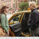 From left: Laura Linney and Philip Seymour Hoffman in THE SAVAGES. Photo Credit: Andrew Schwartz.