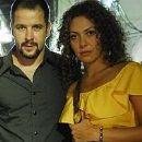 Fabiula Nascimento and Murilo Benício