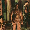 Michael Clarke Duncan as Balthazar in Universal's The Scorpion King - 2002