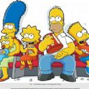 The Simpsons enjoy an evening at the movies. The Simpsons TM and © 2007 Twentieth Century Fox Film Corporation. All rights reserved.