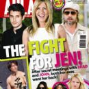 Jennifer Aniston, Brad Pitt, John Mayer - Ahlan! Magazine Cover [United Arab Emirates] (17 June 2010)