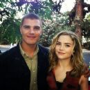Chris Zylka and Maddie Hasson