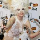 Lady Gaga - The Brit Awards At Earls Court On February 16, 2010 In London, England