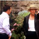 Matthew Perry and Bruce Willis star in Warner Bros. Pictures' comedy The Whole Ten Yards - 2004