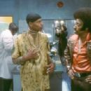 Dave Chappelle and Eddie Griffin in Universal's Undercover Brother - 2002