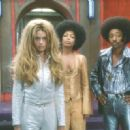 Denise Richards, Aunjanue Ellis and Eddie Griffin in Universal's Undercover Brother - 2002