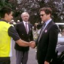 Oliver James, Jonathan Pryce and Colin Firth in Warner Bros. Pictures coming-of-age comedy, 'What A Girl Wants.'
