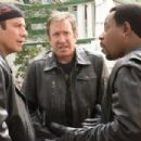 John Travolta, Tim Allen and Martin Lawrence in Walt Becker comedy 'Wild Hogs' 2007