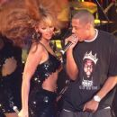 Beyonce Knowles and Jay-Z in Paramount Classics FADE TO BLACK