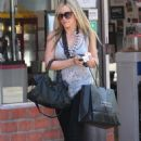 Hilary Duff Seen Shopping In West Hollywood, 2008-08-22