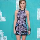 Emma Watson arrives at the 2012 MTV Movie Awards held at Gibson Amphitheatre on June 3, 2012 in Universal City, California