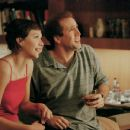 Maggie Gyllenhaal and Nicolas Cage in Columbia's Adaptation - 2002