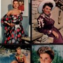 Cyd Charisse - Movie Life Magazine Pictorial [United States] (August 1952)