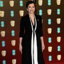 Kristin Scott Thomas – 71st British Academy Film Awards in London - 454 x 664