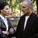 John J. (Robert Duvall) asks Manuela (Luciana Pedraza) for tango lessons - 454 x 305