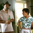 Steve Harvey and Vanessa Bell Calloway in Alcon Entertainments romantic teen comedy 'Love Dont Cost A Thing,' starring Nick Cannon and Christina Milian and distributed by Warner Bros. Pictures.