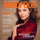 Angelina Jolie - MindFood Magazine Cover [Australia] (October 2015)