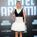 Sofia Boutella – 'Hotel Artemis' Premiere in Los Angeles - 454 x 672