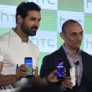 John Abraham Launches HTC Desire 10 pro and 10 evo Smartphones