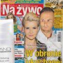 Joanna Racewicz - Na żywo Magazine Cover [Poland] (29 September 2016)