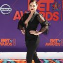Jodi Lyn O'Keefe – 2018 BET Awards in Los Angeles - 454 x 655