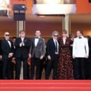 """Sir Elton John attends the screening of """"Rocket Man"""" during the 72nd annual Cannes Film Festival on May 16, 2019 in Cannes, France"""