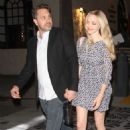 Amanda Seyfried and Thomas Sadoski – Leaving Pasadena Playhouse in Los Angeles - 454 x 681